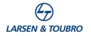 L & T logo