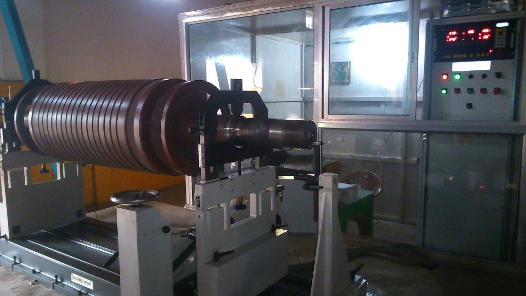 Motor Armature balancing