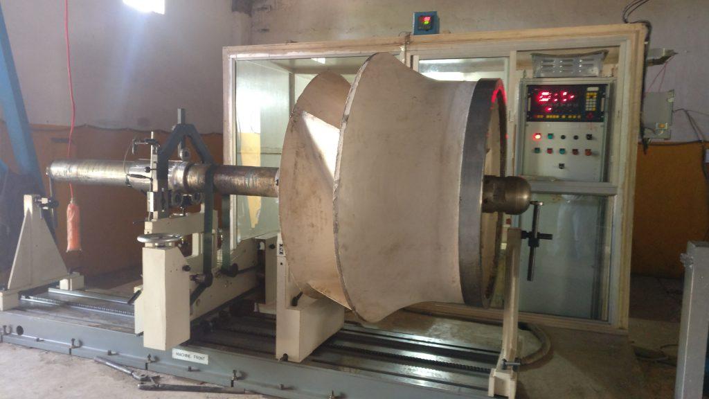 Suction Impeller Balancing