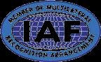 iaf member recognition