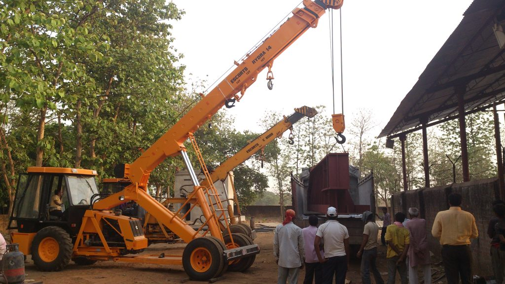fabricated steel structure