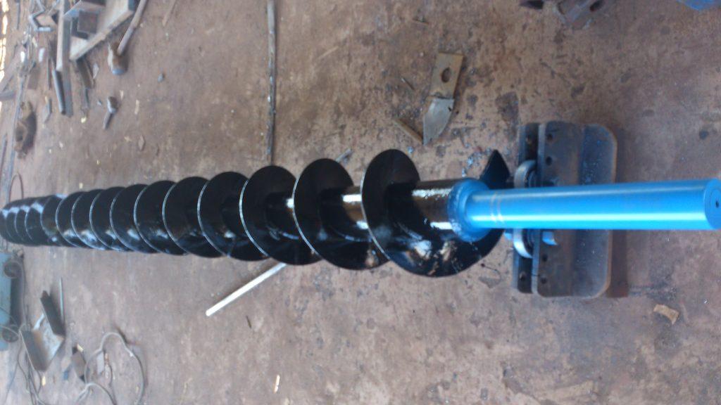screw shaft right & left hand