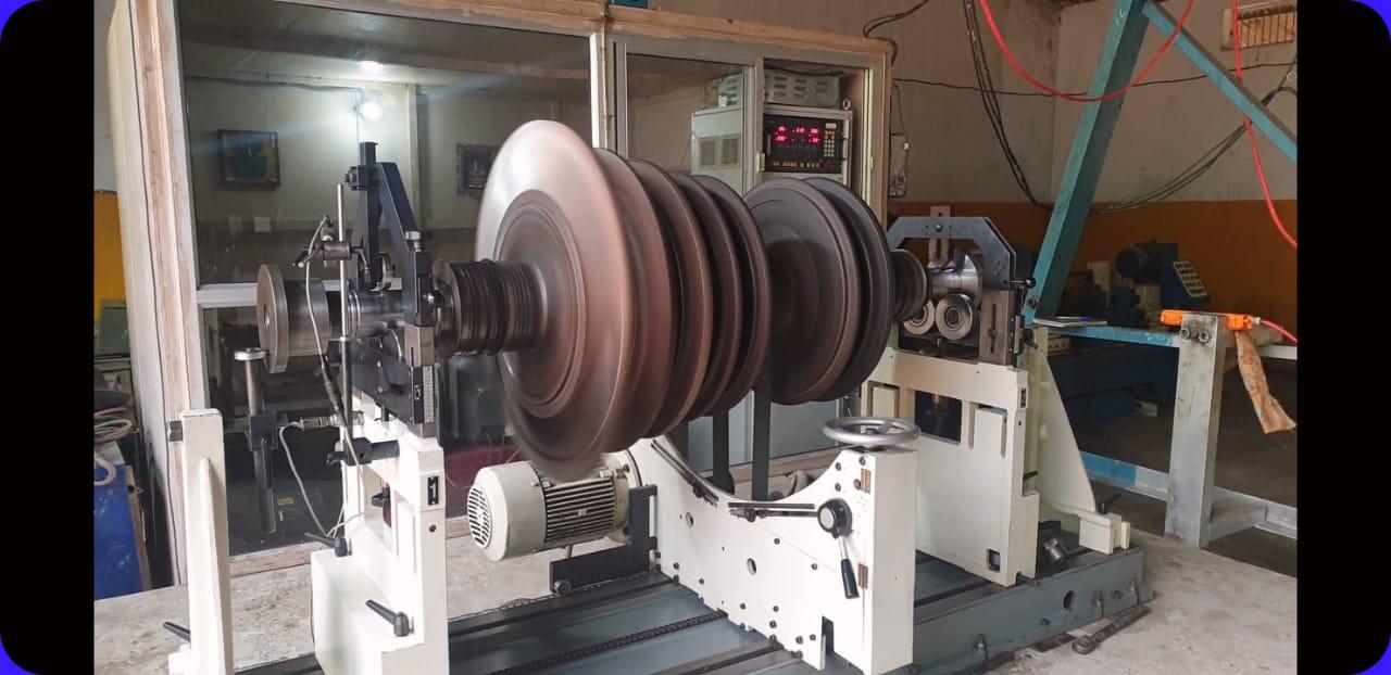 turbine dynamic balancing